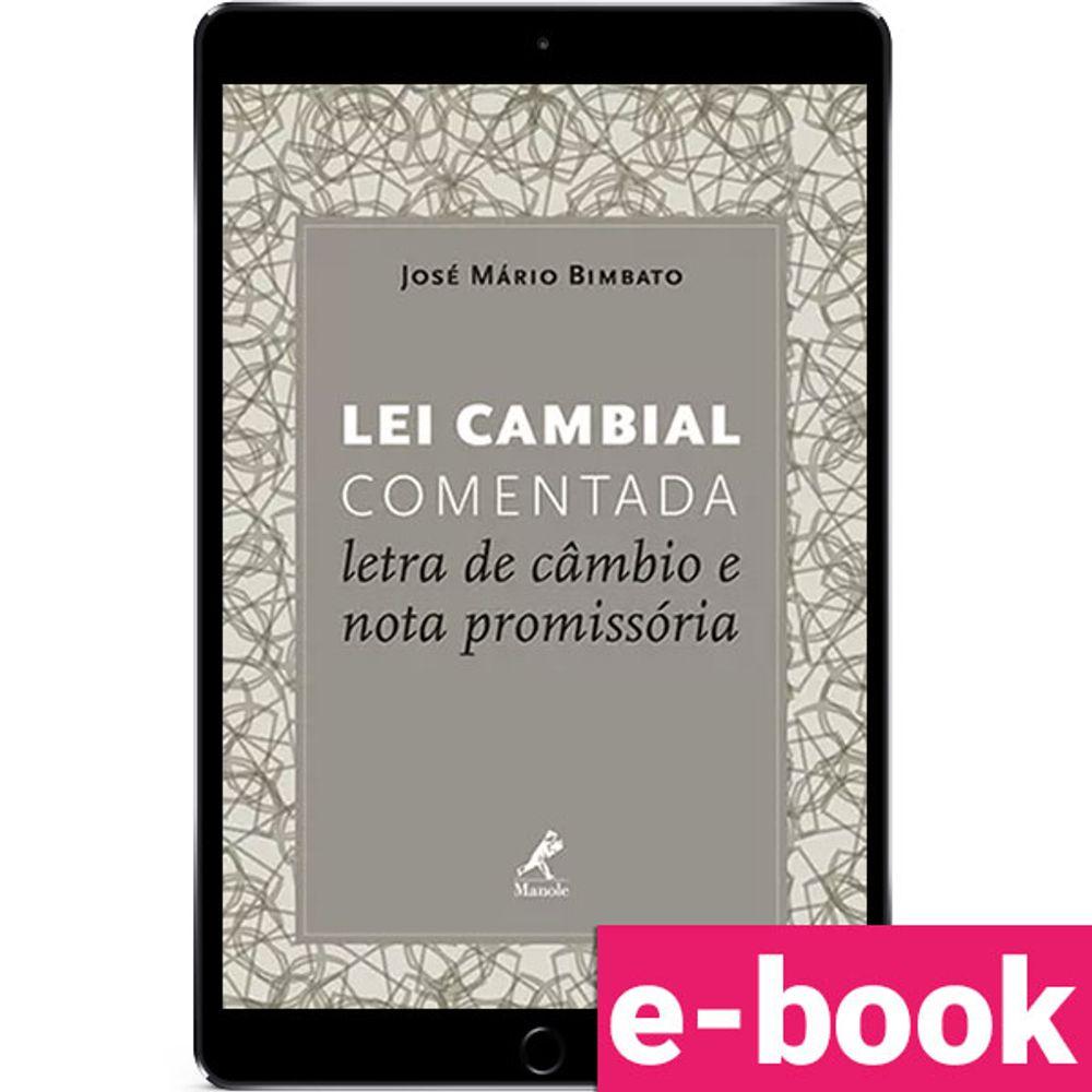 Lei-Cambial-Comentada-Letra-de-Cambio-e-Nota-Promissoria-1-EDICAO
