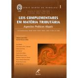 Leis-Complementares-em-Materia-Tributaria