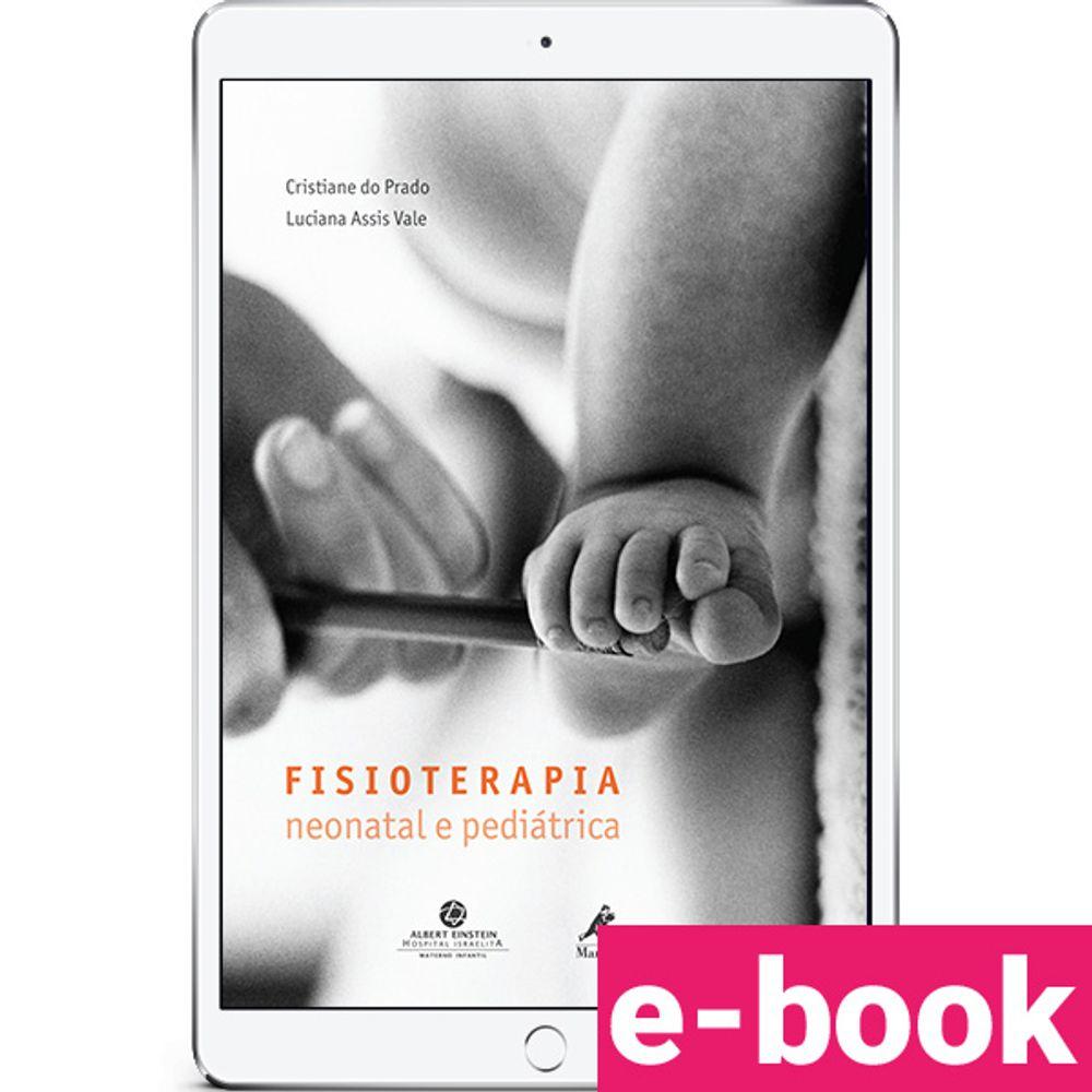 livro de fisioterapia pediatrica