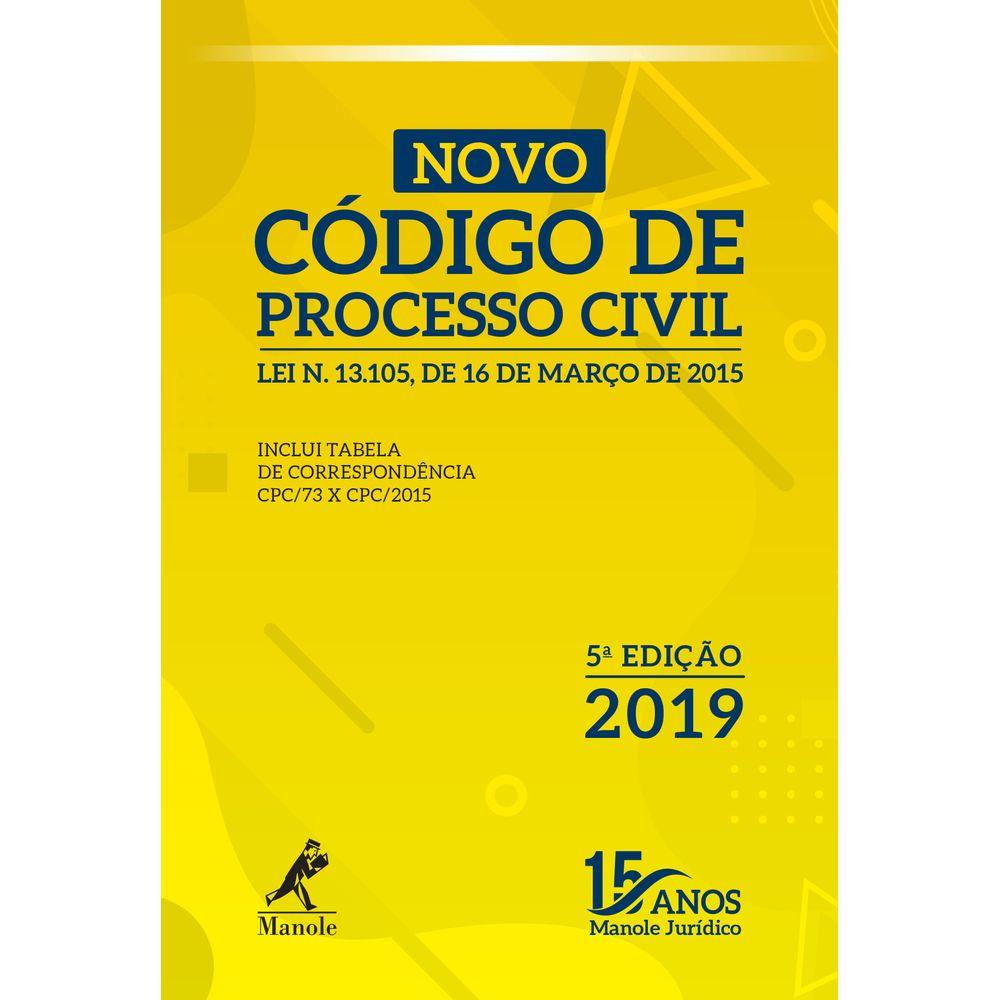 novo-codigo-de-processo-civil-5-edicao