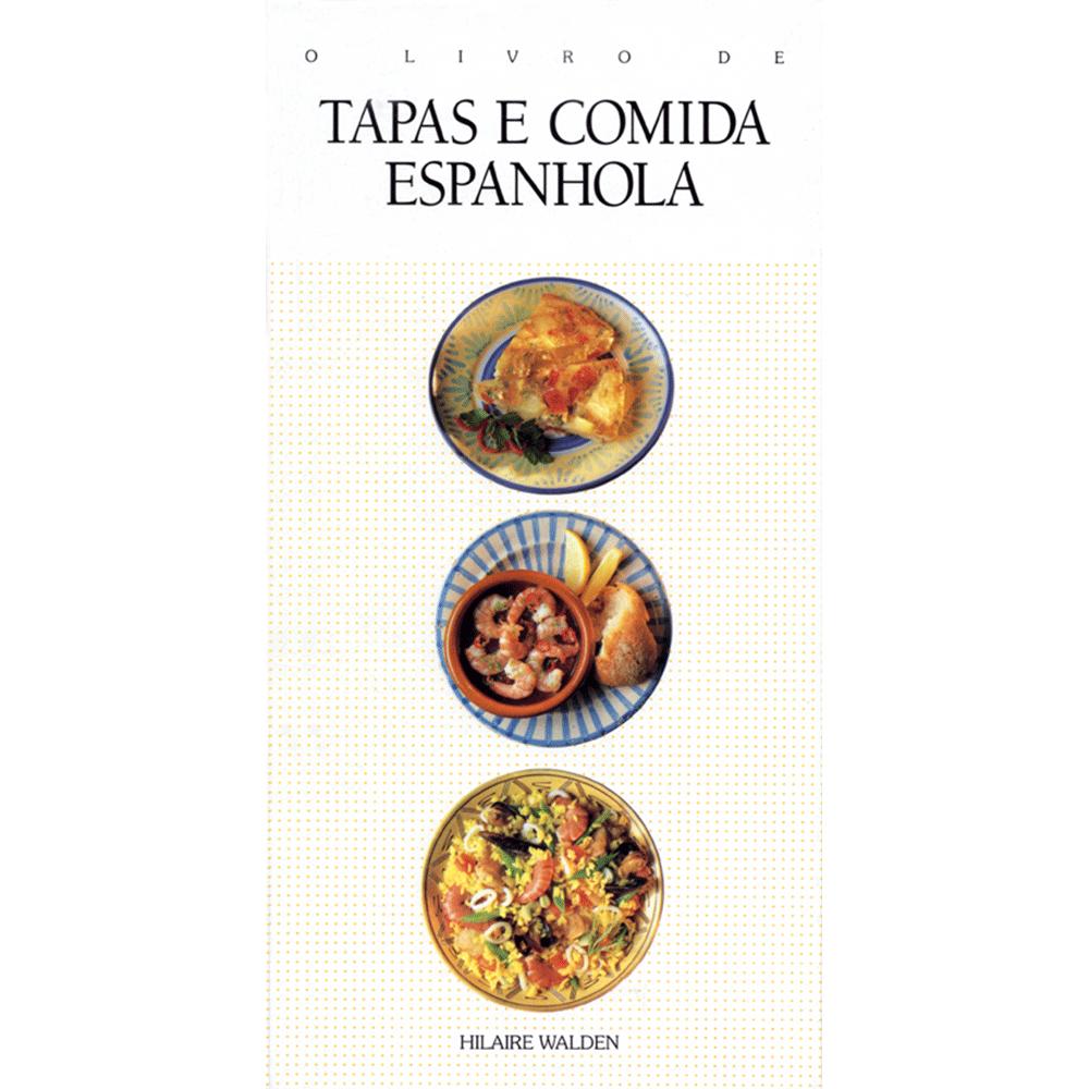 O-Livro-de-Tapas-e-Comida-Espanhola