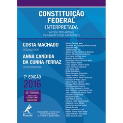 Constituicao-federal-interpretada-2016