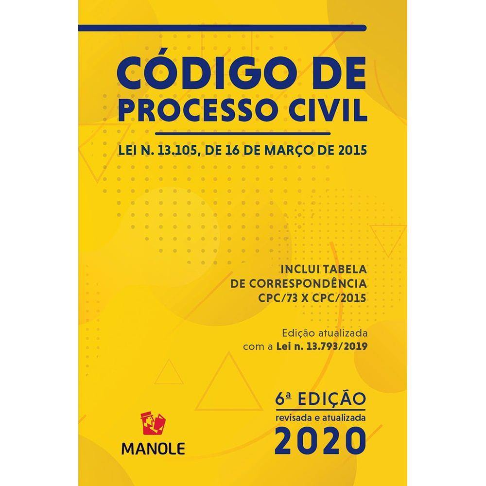 novo-codigo-de-processo-civil-6-edicao