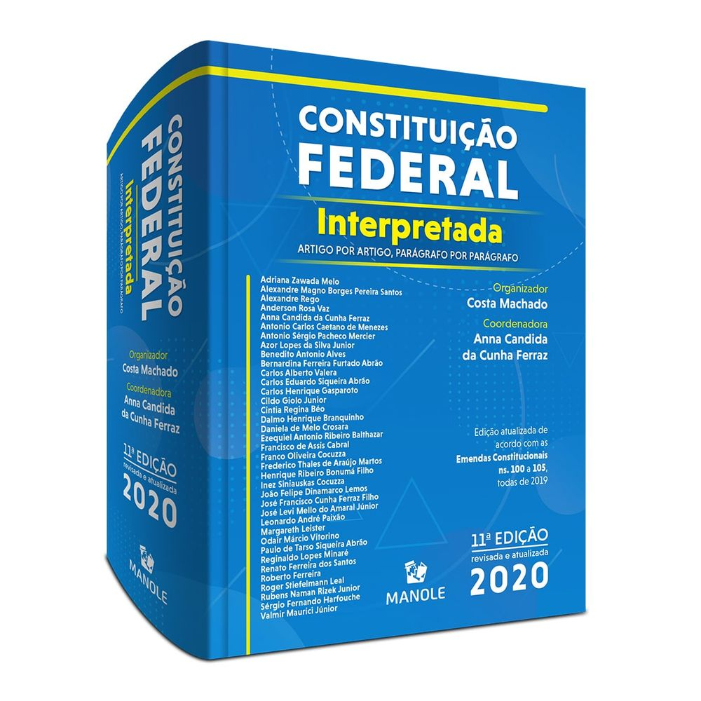 constituicao-federal-interpretada-11-edicao