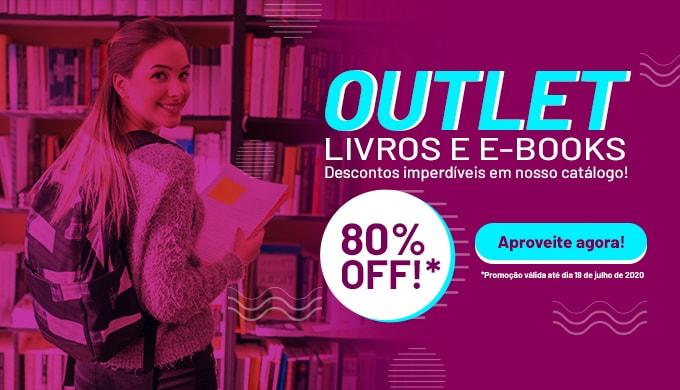 Outlet de Livros e E-books