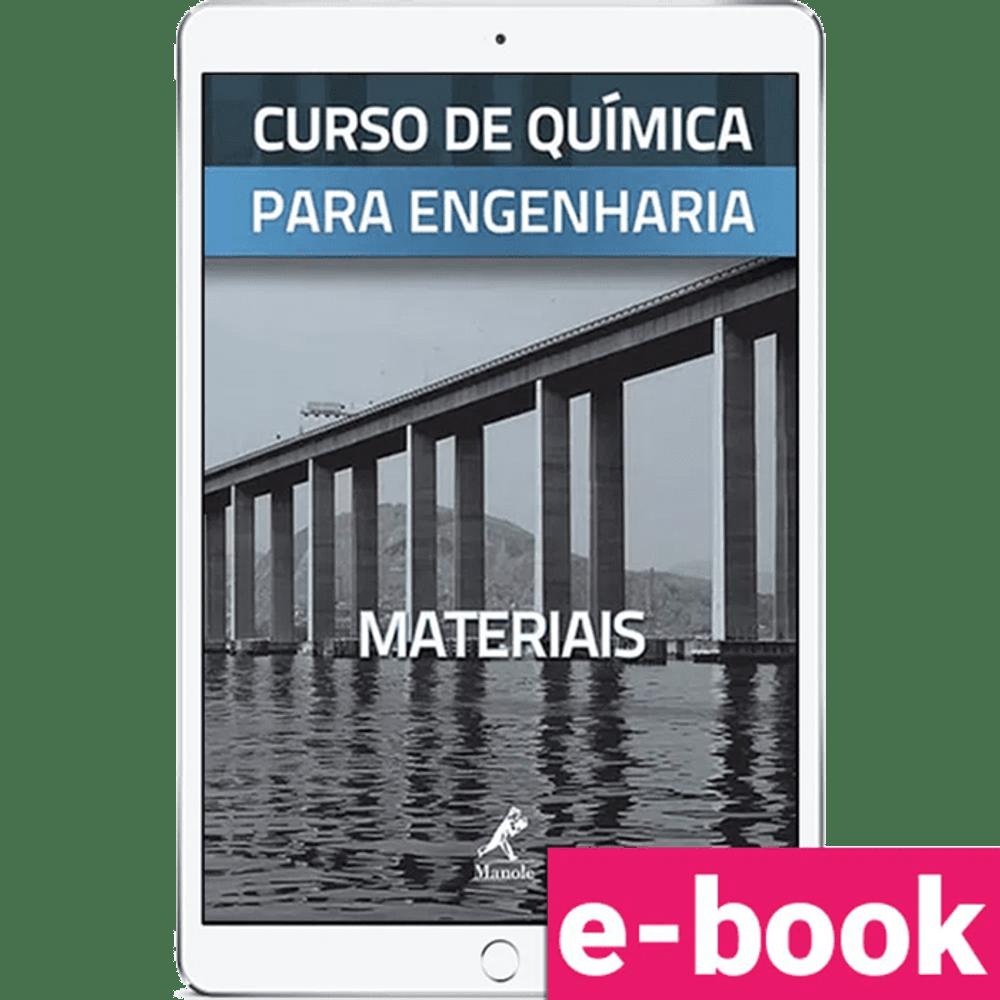 Curso-de-quimica-para-engenharia-mateirais-volume-2-1º-edicao