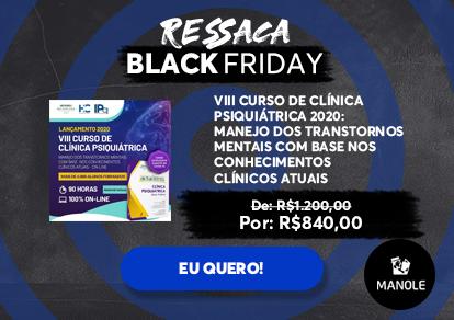 Ressa Black Friday Clínica Psi