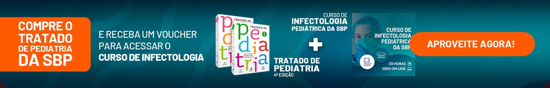 Tratado de Pediatria: 2 volumes