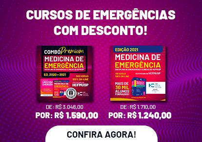 Cursos Medicina de Emergência