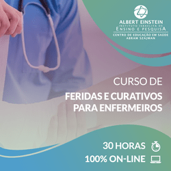 avatar_EINSTEIN_Feridas_e_curativos_para_enfermeiros