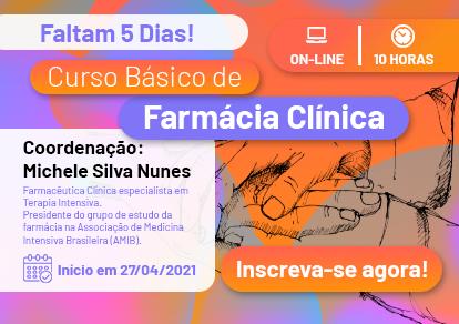 Contagem Farmácia Clínica
