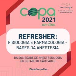 REFRESHER-FISIOLOGIA-E-FARMACOLOGIA-BASES-DA-ANESTESIA