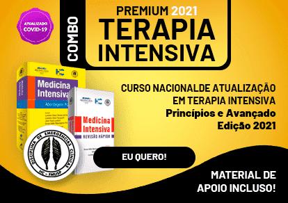 PACOTE PREMIUM TERAPIA INTENSIVA 2021