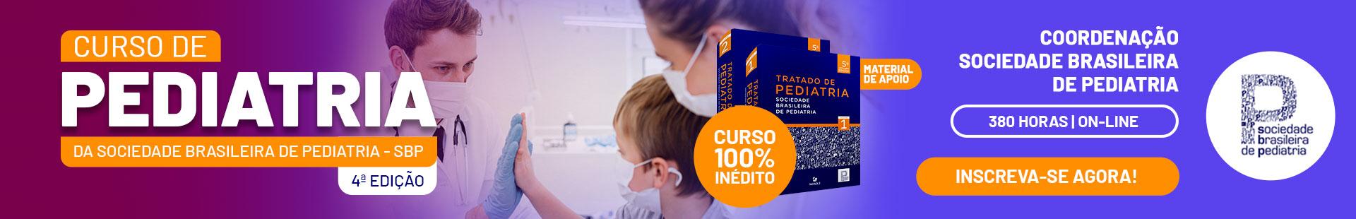 4º CURSO DE PEDIATRIA