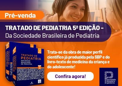 TRATADO DE PEDIATRIA 5ª EDIÇÃO